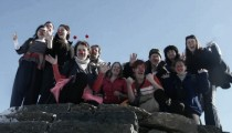 Climb Snowdon for Comic Relief.  Job done