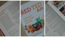 Red Ted Art's Cute and Easy Crafts for kids book review
