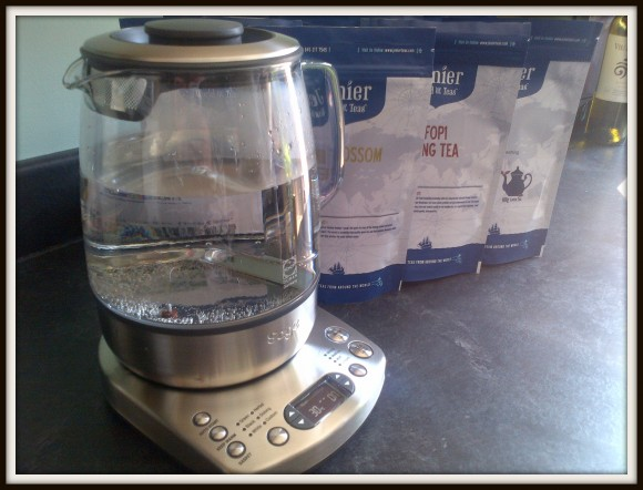 Heston Coffee Maker Reviews : Heston s new tea maker from Sage -- A review