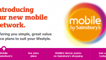 Mobile by Sainsburys — A review