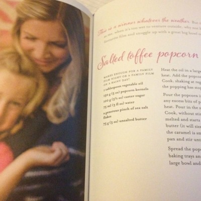 Lisa Faulkner — The Way I Cook — A review