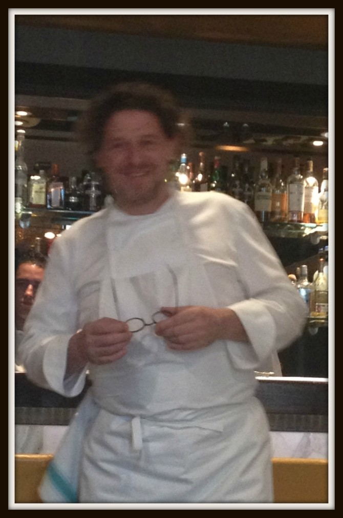 No Gallery so have a smiling chef instead