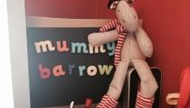 Mummy Barrow Loves — December