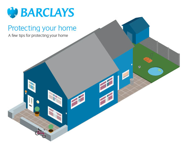Protecting your home with Barclays — Partnered post