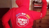 Sport Relief Launch Day