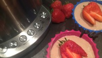 Strawberry Cheesecake slow cooker style