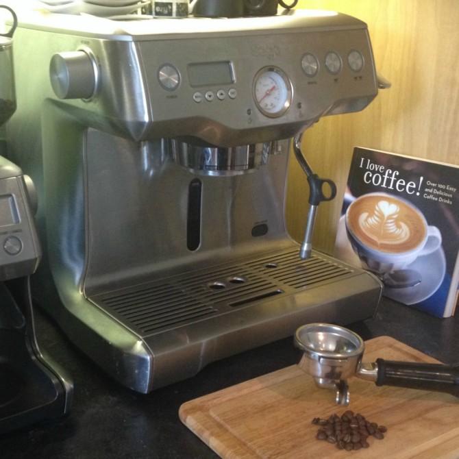 Food and Drink Week — Pt 1 — Coffee snobbery