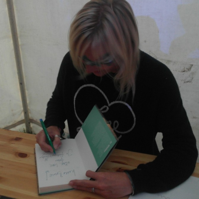 Why Jo Whiley makes me smile