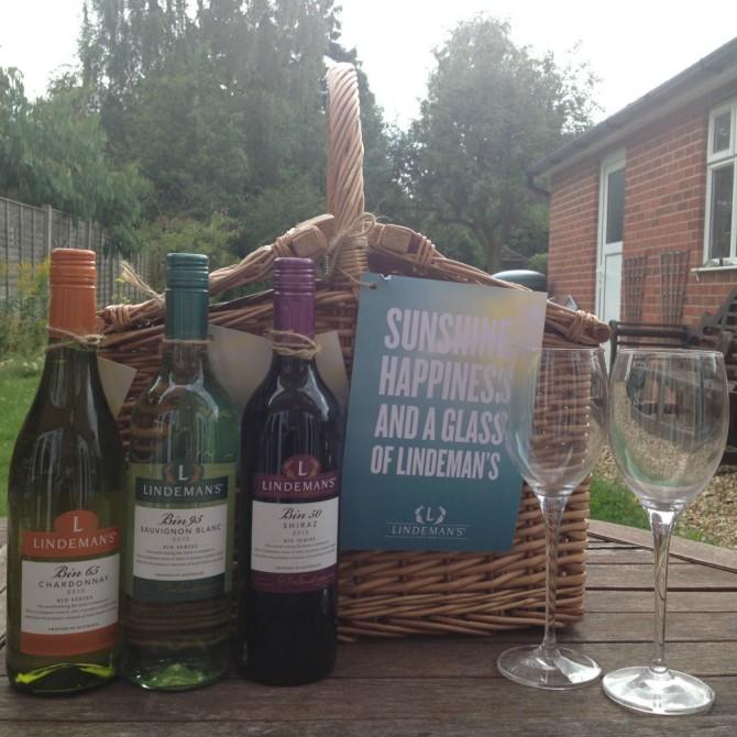 Food and Drink Week — Part III — Lindeman's Wine