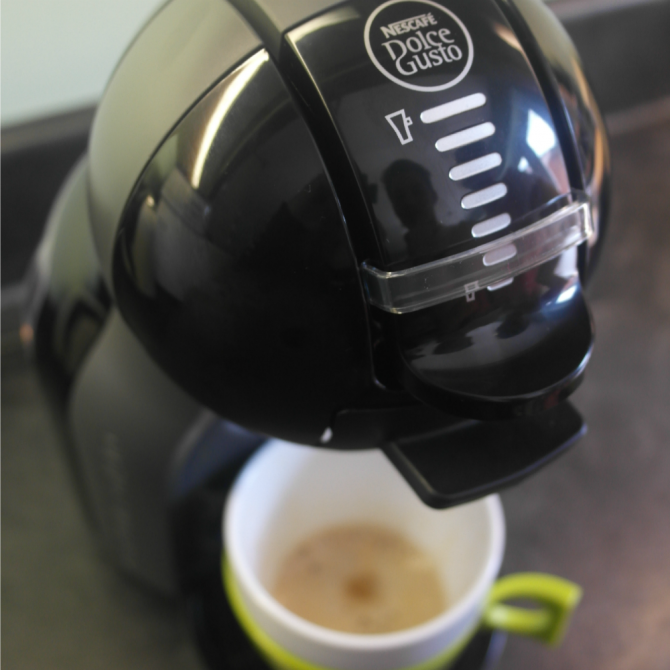 Food and Drink week — Part IV — Dolce Gusto