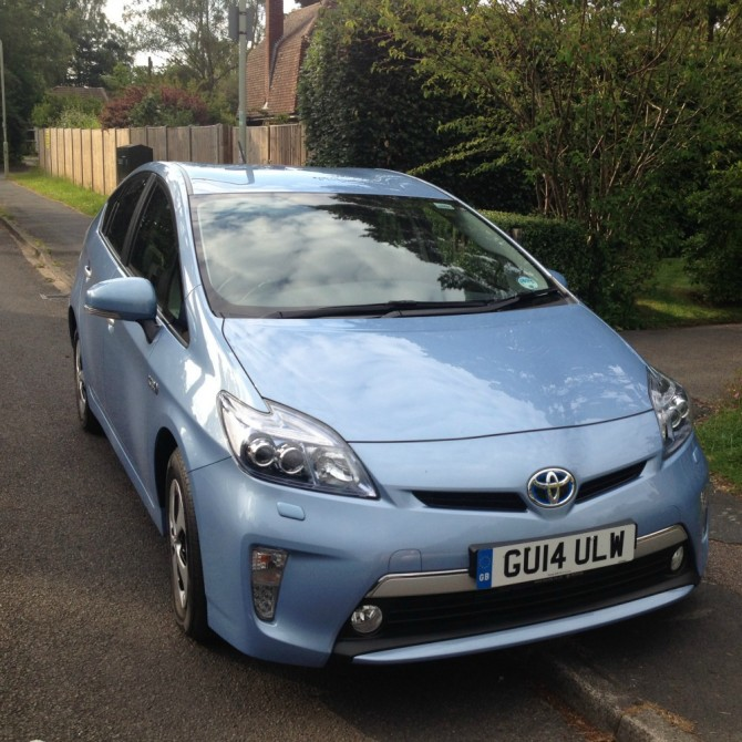 10 things we love about the Toyota Prius Plug in