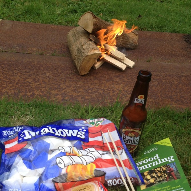 Food and Drink Week — Part VI — Smores