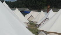 10 Things I learnt glamping at Camp Bestival