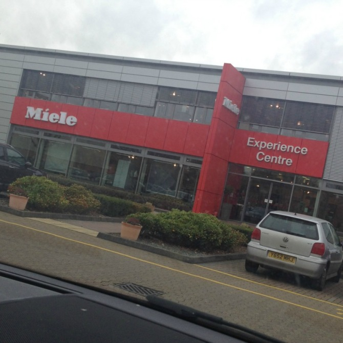 Buying appliances the Miele way