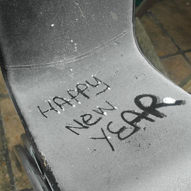 Ranty Friday — New Year New Meh