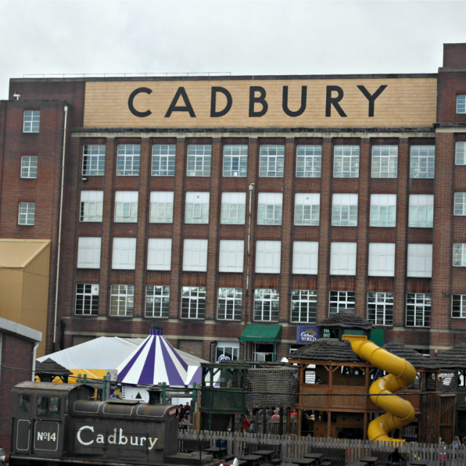Cadbury World — A review