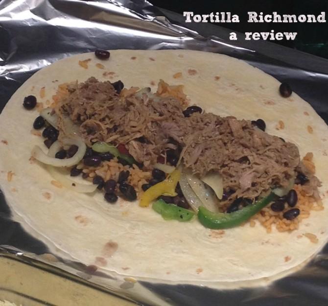 Tortilla in Richmond – a review