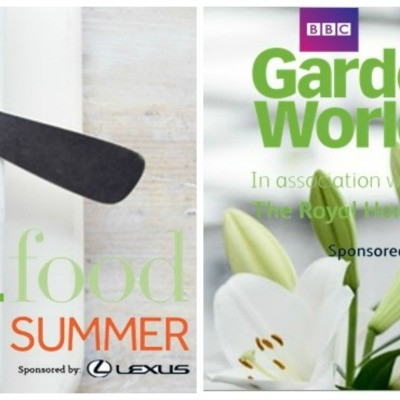 Good Food Show Summer and Gardener's World Live 2015 Giveaway