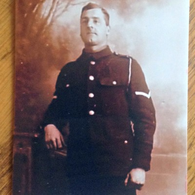 WW1, VE Day and a special middle name
