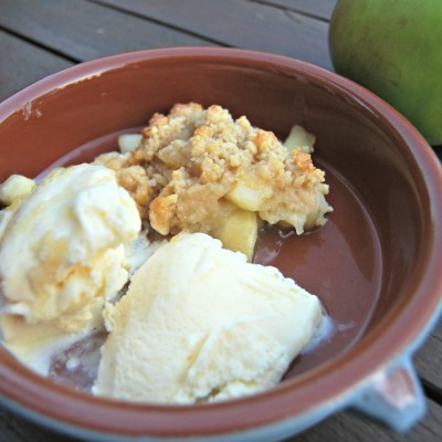The only apple ice cream recipe you will ever need